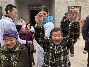 """泸州:""""弘扬中华优秀传统中医文化川南村社义诊行动""""冬日暖人心"""