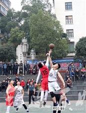 这是筠连篮球界的大事,有200多人参加!