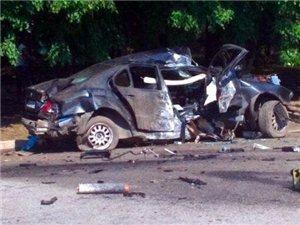 安康某国土局一干部酒后驾车,致一死一伤