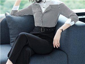 经典的黑白灰三大色系,打造职场女性优雅气质
