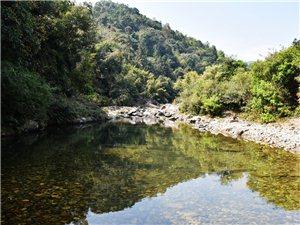 揭西的山溪美景