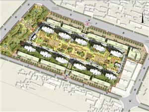 霍邱县老县委片区安置房规划设计方案批前公示