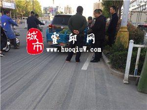 车祸猛于虎啊,电动三轮车还是应该走非机动车道啊!!