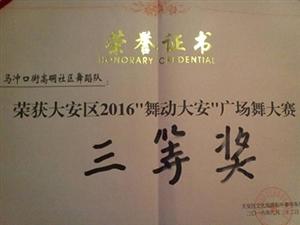 """""""七彩云南,舞动盐都""""广场舞大赛之莉英健身舞蹈队"""