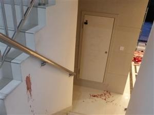 网友爆料!自贡小区公爵府昨晚发生夫妻血案?
