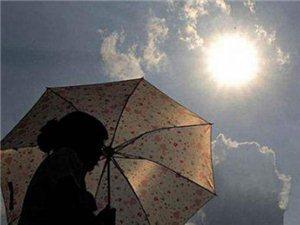 泸州将迎5天左右晴热天气
