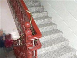 吓人!筠连沐爱镇一户人家中楼梯处惊现一条大蛇!