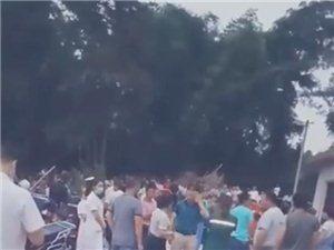 泸州1村民掉入沼气池