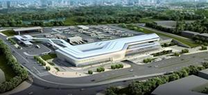 规划交通枢纽用地挂牌成交!仁寿车站未来或将搬迁