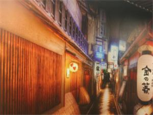 齐齐哈尔深夜食堂,一家古色古香的店!