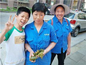 泸州开展端午节志愿活动
