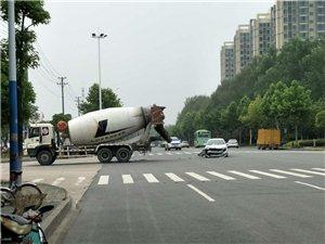 龙井大道与福耀二路又出事故了