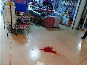 悲剧!荆门城区一批发城发生坠楼事件,一男孩不幸身亡!