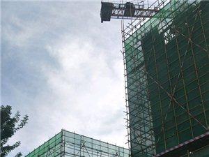 金茂广场都建这么高了...