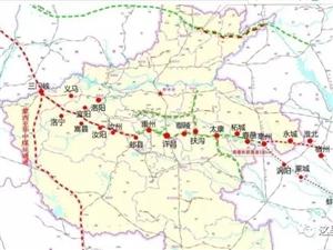 宿州将新通一条铁路,贯穿三省,直达海边!