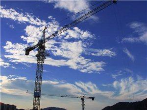 世纪春城我的家,蓝天白云美如画!世纪春城工程最新进展~