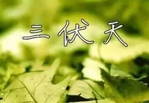 明天,筠连县中医院三伏天灸开贴了,有需要的别错过!