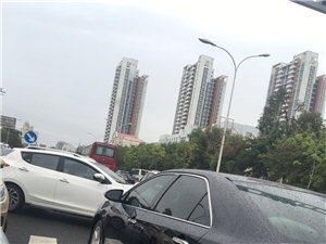 九月工作日第一天,齐市各路段各种堵啊