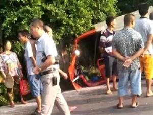 心痛!开学第一天,泸县一学生在上学路上被三轮车撞死