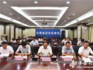 安徽省安委办约谈六安市政府:监管层面存在很多薄弱环节