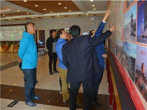 甘肃省体育局验收瓜州县青少年户外体育活动营地项目