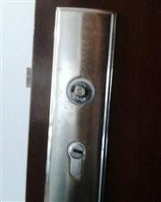气愤!网上买了个一千多的防盗门隔天门把手就断了!这是什么鬼?