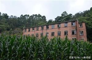 乡愁系列之:仁寿禄家,有一座神秘的工厂遗址等你来看看