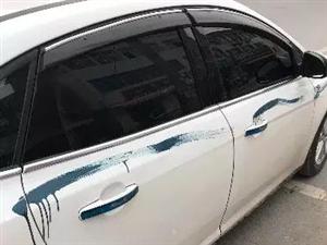 事发白石坡!七八辆车被人恶意刷漆,红漆蓝漆……车废了!