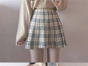 穿搭参考:初秋少女感小裙子穿搭,二十度的天气怎么穿都可以