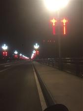 苍溪大桥,真美