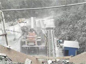 平利县广佛镇八角村平利县广佛镇八角村秋5标石料厂,严重污染水质环境,请领导重视