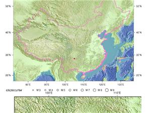 刚刚,11月12日10时26分四川宜宾市兴文县发生3.2级地震。