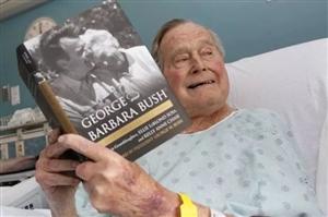 94岁的老布什,他与芭芭拉再次相遇了