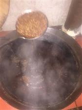 这天气适合在这烤火、熬金樱膏、顺便烤红苕!