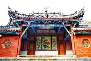 汉中勉县武侯祠――唯一皇家下诏书修建的武侯祠