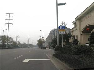 """泸州夜间找不到地儿停车?快找这些路边""""「""""形状的白色实线"""