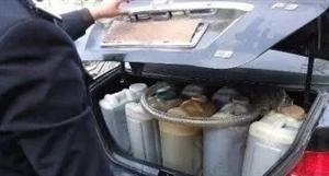 扩散!霍邱油耗子被邻县警察抓获,现寻找受害人,退还赃物!