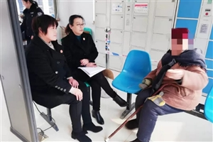 萧县一八十岁老太起诉离婚