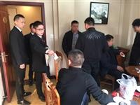 """霍邱法院迅速开展""""江淮风暴""""春季统一行动"""