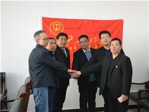 河北省共同行动基金会秘书处一行来临西实验中学交流