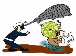 霍邱县法院春季行动首日拘留5老赖