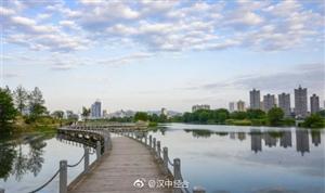 来汉中天汉长街,感受诗与远方的美好