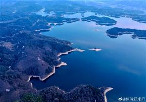 大美新县,魅力香山湖