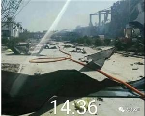 宿州开发区一药厂爆炸事故,请以官方发布为准!