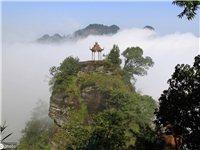 """此地被乾隆皇帝称为""""天下无双胜地,江南第一名山"""",是世外仙境"""