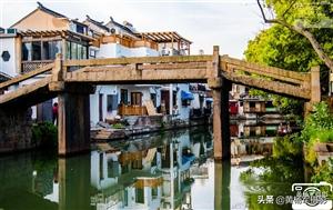 行走在江南水乡里遇见吴江区同里古镇的美丽风光