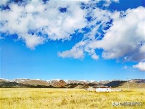 从西宁到德令哈500公里路上,处处是风景,最美的那一片叫远方!