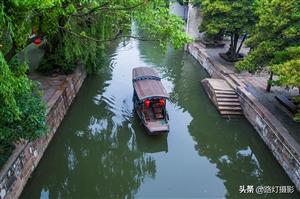 """中国唯一中西合璧的古镇,穿越百年历史,堪称""""江南封面"""""""