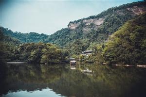 青城山,成都人民的后花园!下一图集