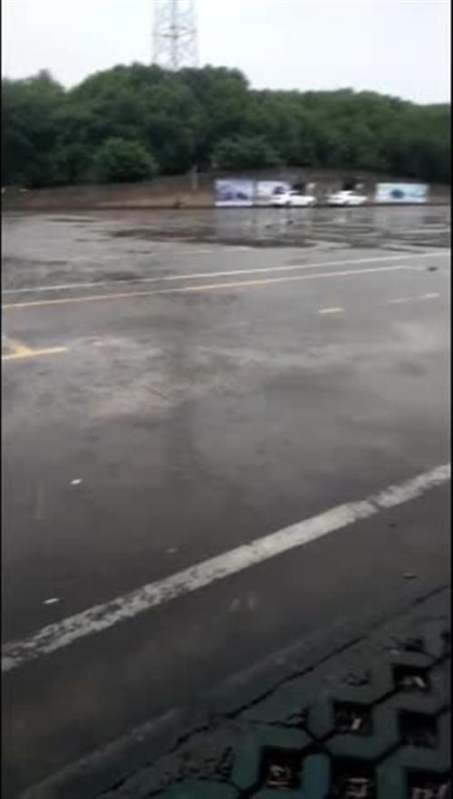 6月下的最大一场雨,一天了